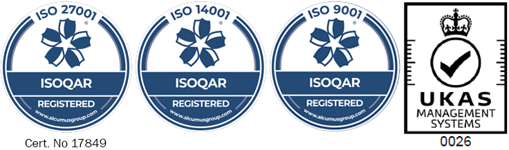 ISO 9001 / 14001 / 27001